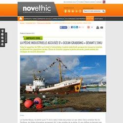La pêche industrielle accusée d'« ocean grabbing » devant l'ONU