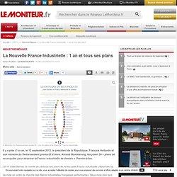 La Nouvelle France Industrielle : 1 an et tous ses plans - Industrie/Négoce