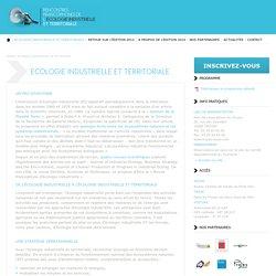 RFEIT / Rencontres Francophones de l'Ecologie Industrielle et Territoriale