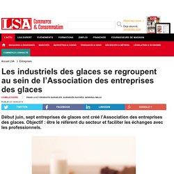 Les industriels des glaces se regroupent au... - Frais LS et produits surgelés