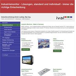 IVAL Industrie Displays