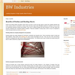 BW Industries: cladding rails, purlin sizes