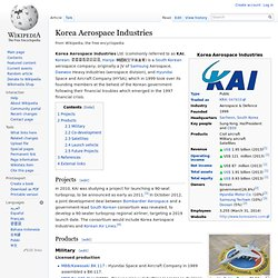 Korea Aerospace Industries