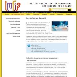Institut des métiers et formations des industries de santé