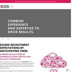 IT Industries Recruitment Offshore Solutions - Glocal RPO