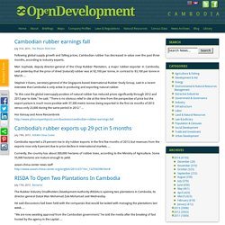 Open Development Cambodia
