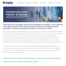 Industry 4.0 for Healthcare and Health Sciences - Amplo Global Inc.