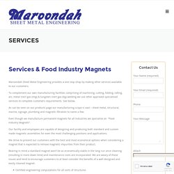 Maroondah Sheet Metal Melbourne