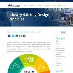Industry 4.0: Key Design Principles - KINGSTAR