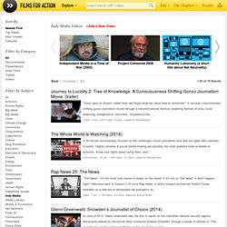 Indy Media, Films for Action