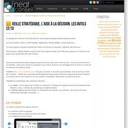 IneatConseil » Veille stratégique, l'aide à la décision, les outils (2/3)