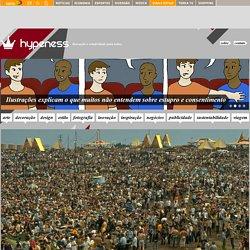 Veja fotos inéditas do Festival de Woodstock