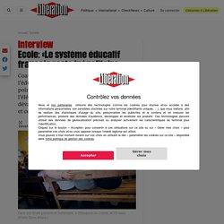 Ecole: «Le système éducatif français resteinégalitaire» – Libération