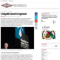 Egalité(s) - L'inégalité devant le logement - Libération.fr