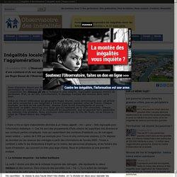 Inégalités locales de revenus: l'exemple de l'agglomération de Tours