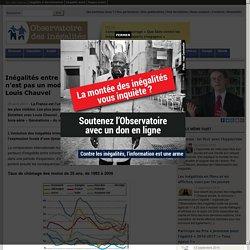 Inégalités générationnelles : La France n'est pas un modèle à suivre