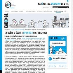 épisode 3 — La WebRadio de l'Institut Français de l'Éducation