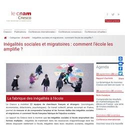 Inégalités sociales et migratoires : comment l'école les amplifie ?