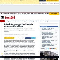 Inégalités, revenus : les Français noircissent le tableau