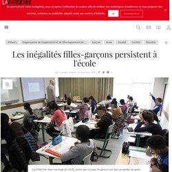 Les inégalités filles-garçons persistent à l'école - La Parisienne