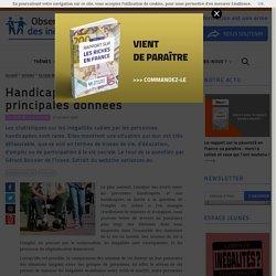 Handicap et inégalités: les principales données / Observatoire des inégalités, octobre 2020