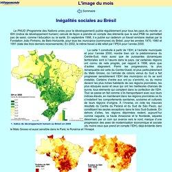 Inégalites sociales au Brésil