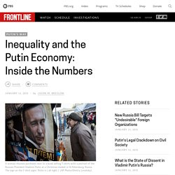 Inequality and the Putin Economy: Inside the Numbers