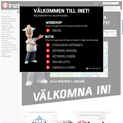 JME Data / Välkommen