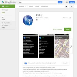 Inetify – Android-apps på Google Play