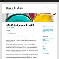 INF532 Assignment 2 part B