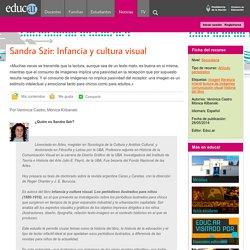 Sandra Szir: Infancia y cultura visual