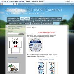 BLOG DEL CEIP BLAS INFANTE (Aguadulce): Libros digitales