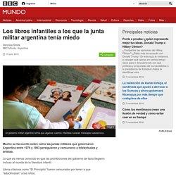 Los libros infantiles a los que la junta militar argentina tenía miedo - BBC Mundo