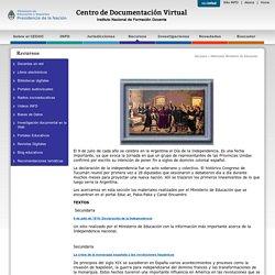 .: Infd - Centro de Documentación :.