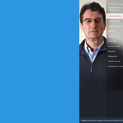 Ce que les maladies infectieuses émergentes nous disent sur les évolutions des sociétés et de la médecine - Microbiologie et maladies infectieuses - Philippe Sansonetti - Collège de France - 14 décembre 2016 16:00