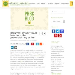 Recurrent Urinary Tract Infections: the proverbial ring of fire