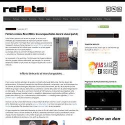 Fichiers croisés, flics infiltrés: les eurogauchistes dans le viseur (part.2)