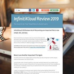 InfinitiKloud Review 2019