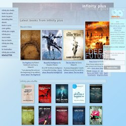 science fiction, fantasy and horror from infinity plus