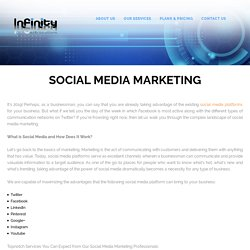 Infinity Web Solutions