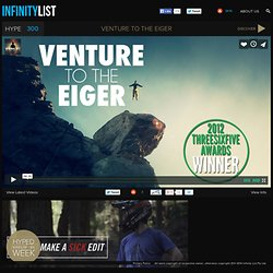 Venture to the Eiger