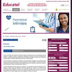 Infirmiere - Paramédical Santé Forme