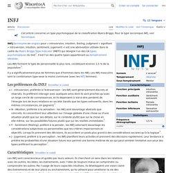 INFJ (conseiller)
