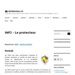 INFJ - Le protecteur