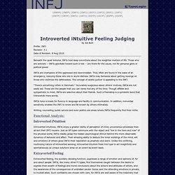 INFJ Profile