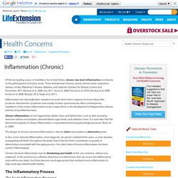 Inflammation (Chronic) - Mitochondrial Dysfunction , Enzymes, Eicosanoids