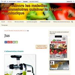 Pour vaincre les maladies inflammatoires cuisiner le Régime Hypotoxique