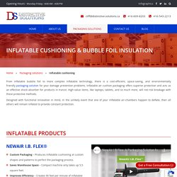 Improve Your Packaging Operations with E-Commerce Ready Packaging - Distinctive Solutions Inc.
