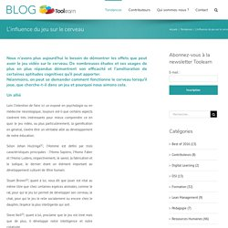 L'influence du jeu sur le cerveau – Blog Toolearn