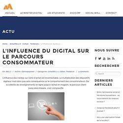 L'influence du digital sur le parcours consommateur
